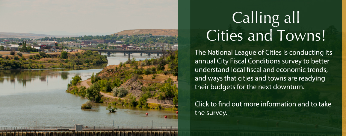 NLC City Fiscal Conditions survey