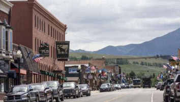 City of Red Lodge Main Street
