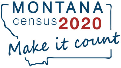 Montana Census 2020. Make it count