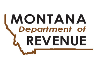 Montana Department of Revenue logo