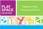 Play Space Designs, Experts at Play