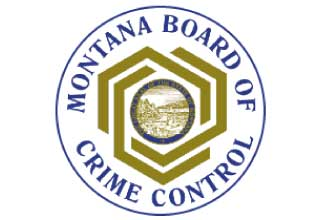 Montana Board of Crime Control logo